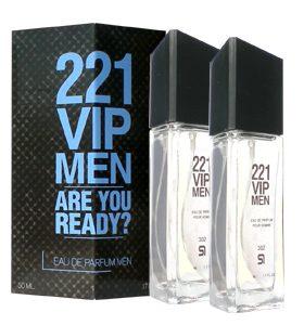 Perfume Imitación 212 Vip CH Men