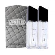Perfume Imitación Attitude Armani Hombre