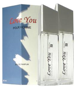 Perfume imitación Amor Cacharel hombre
