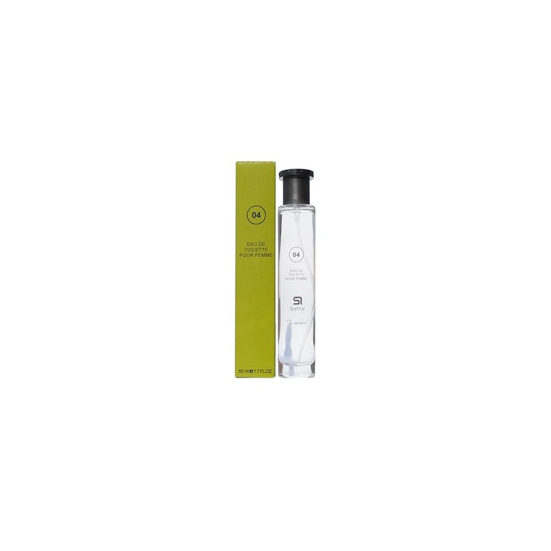 EAU DE TOILETTE WOMAN Nº4 - BE DELICIUS