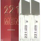 Perfume imitación 212 Sexy CH hombre
