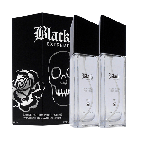 xs black perfume hombre