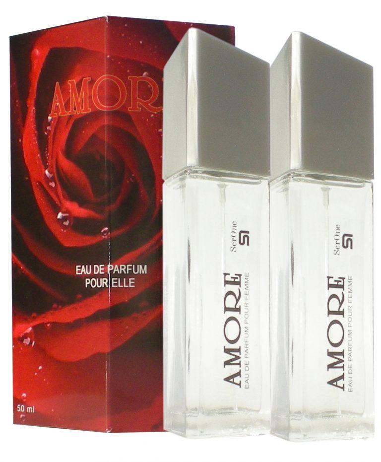 Perfume imitación Amor Cacharel
