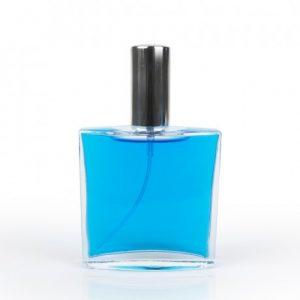 Botella para perfume 100 ml (caja con 80 unidades)